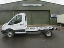Ford Transit SP65 CWA
