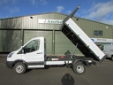 Ford Transit SP65 CWC