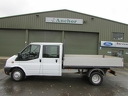 Ford Transit BT12 OJY