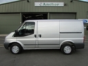 Ford Transit SP10 VND