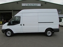 Ford Transit BT61 DHK