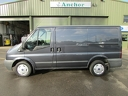 Ford Transit RE61 HWN