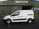 Citroen Berlingo MF13 WWC