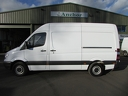 Mercedes Sprinter KM10 GWP