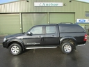 Ford Ranger BT57 UGV