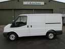 Ford Transit CX61 XZA