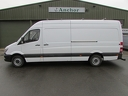 Mercedes Sprinter KX64 VWV