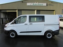 Ford Transit Custom R123 POP
