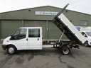 Ford Transit NL62 BUE