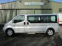 Renault Trafic SD13 BWG