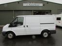 Ford Transit NJ10 ZYK