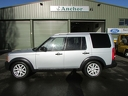 Land Rover Discovery 3 BK08 BUA