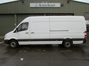 Mercedes Sprinter KP12 ZFU