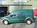 Ford Connect LT07 KZL