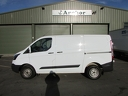 Ford Transit Custom THZ 7058