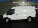 Ford Transit BT62 HXB