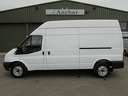 Ford Transit DY63 WFX