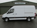 Mercedes Sprinter YD13 CWE