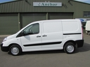 Citroen Dispatch PX13 MHV