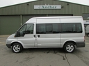 Ford Transit EY05 VHG