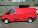 Ford Transit Custom SHZ 2101
