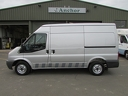 Ford Transit WP10 YEB