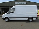 Mercedes Sprinter YD13 CXU