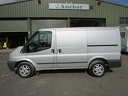 Ford Transit CE13 CWT