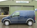 Ford Connect GY13 BVL