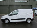 Citroen Berlingo KP59 FWD