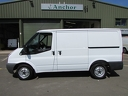 Ford Transit HG58 DNF