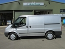 Ford Transit NJ13 DJX
