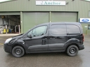 Citroen Berlingo FG62 BOV