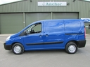 Citroen Dispatch SL14 SRO