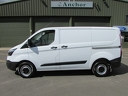 Ford Transit Custom MF63 KGP