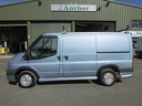 Ford Transit NJ57 KTC