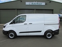Ford Transit Custom EY13 VTD