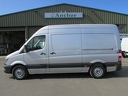 Mercedes Sprinter HX63 TYZ