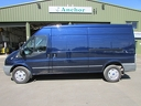Ford Transit NJ11 LMY