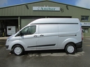 Ford Transit Custom BJ14 JZX