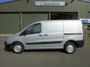 Citroen Dispatch YY15 MRX