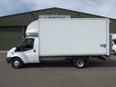 Ford Transit DY13 WFH