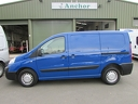 Citroen Dispatch YE13 UDN