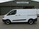 Ford Transit Custom HJ14 EDP