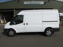 Ford Transit ND14 EFC