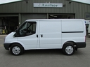 Ford Transit DX10 JKF