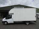 Ford Transit DL12 BZK