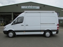Mercedes Sprinter A8 KNW