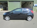 Ford Fiesta SP12 WWZ