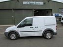 Ford Connect BV59 WZU
